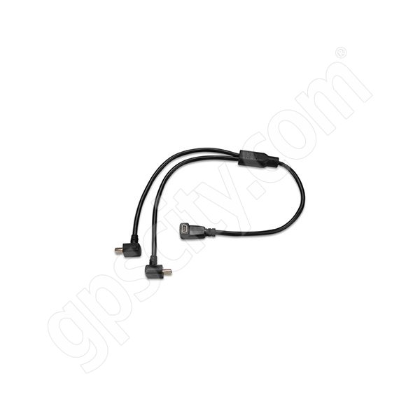 Garmin Alpha 100 and TT 10 Split Adapter Cable