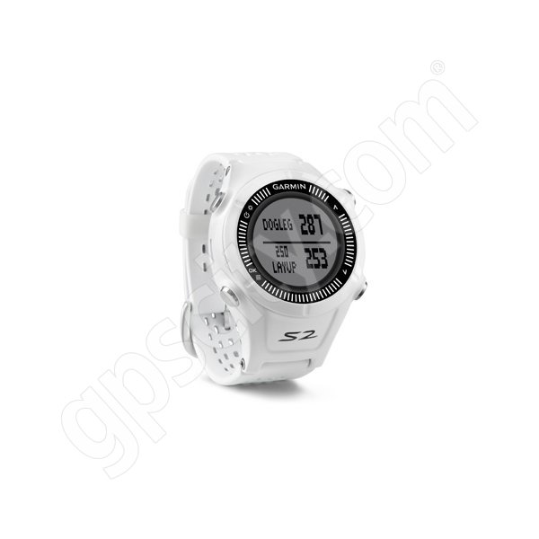 Garmin Approach S2 White and Gray Additional Photo #1