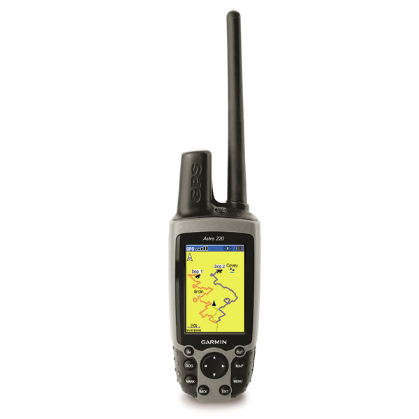 Garmin Astro 220 Hunting and Dog Tracking GPS