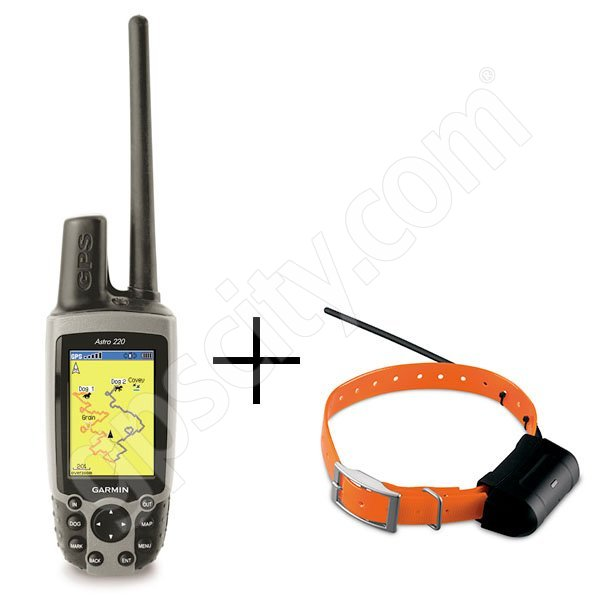 Garmin Astro 220 and DC 40 Bundle