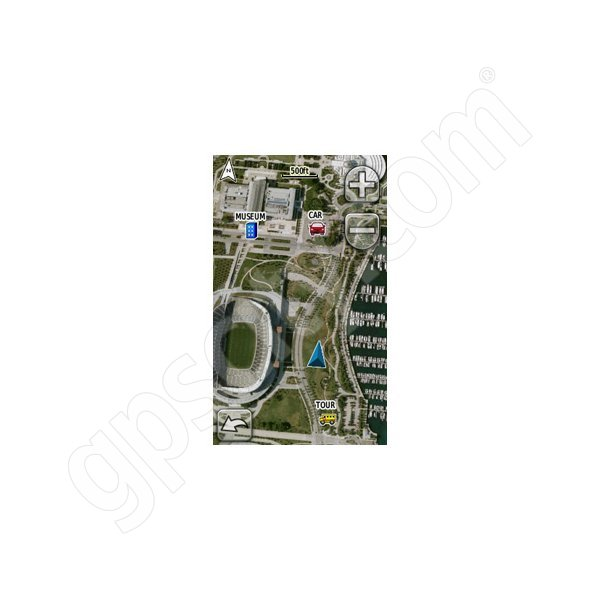 Garmin BirdsEye Satellite Imagery Card Additional Photo #1