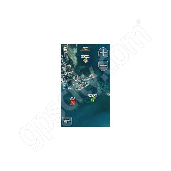 Garmin BirdsEye Satellite Imagery Card Additional Photo #2