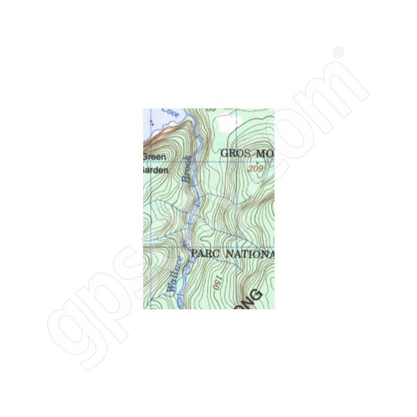 Garmin BirdsEye TOPO US and Canada Card Additional Photo #2