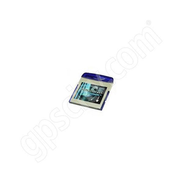 GPS City Bluetooth CF Card