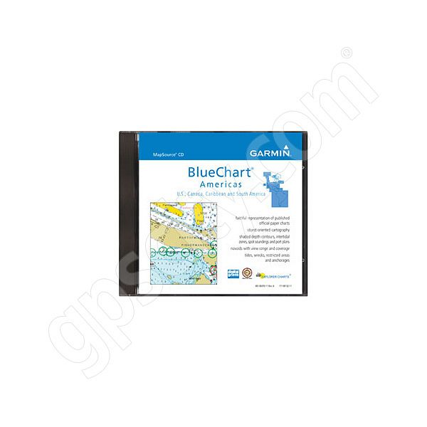 Garmin Americas BlueChart CD v7.5
