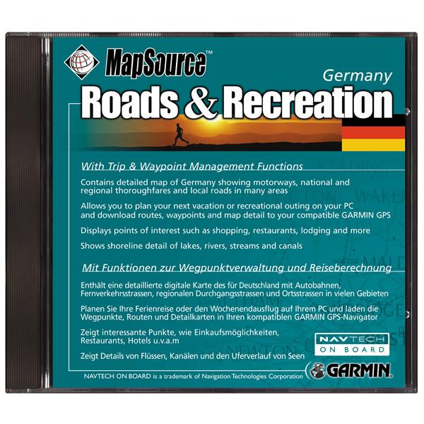 RnR Germany - Germany map garmin download