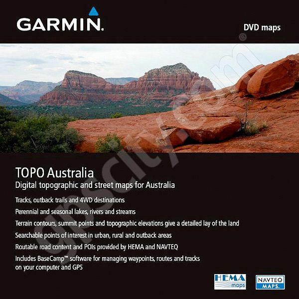 Garmin TOPO Australia DVD Additional Photo #4