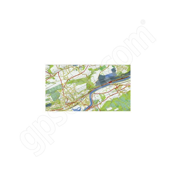 Garmin TOPO BeNeLux Belgium Netherlands and Luxembourg DVD Additional Photo #1