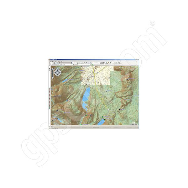 Garmin TOPO US 24K West DVD Additional Photo #4