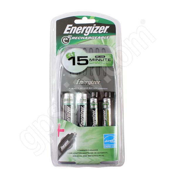 Energizer 15 Minute AA and AAA Charger
