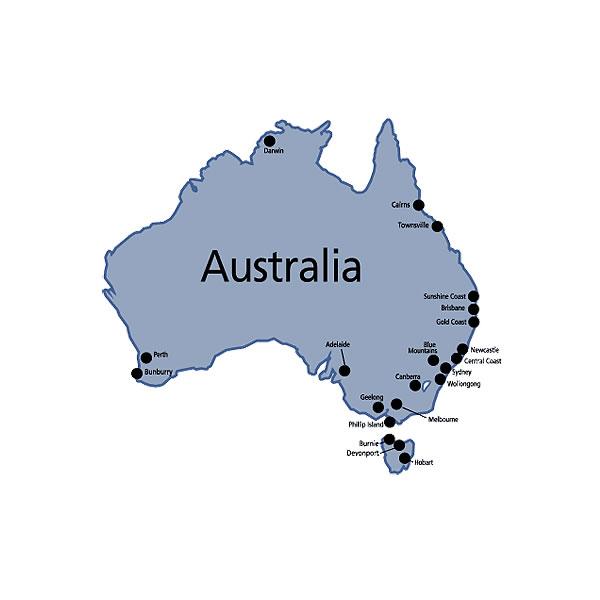 Where Is Sydney Australia On A Map.Mapsource City Navigator Nt Australia 2008