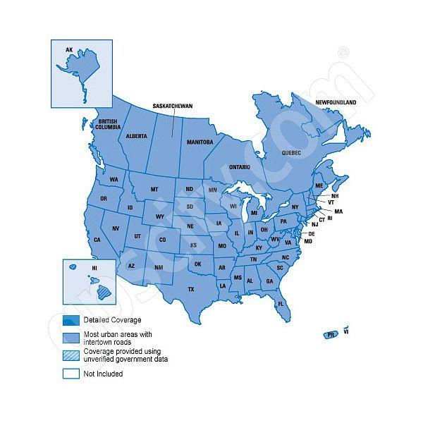 Garmin UPDATE City Navigator 2008 USA DVD Unlock Required