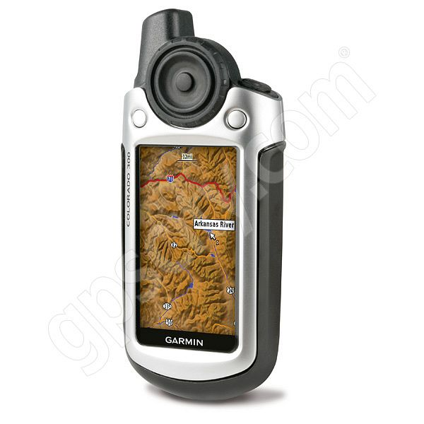 Garmin Colorado 300 with 2GB Memory Card Additional Photo #1
