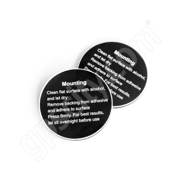Contour Video Camera Flat Surface Mount Adhesives