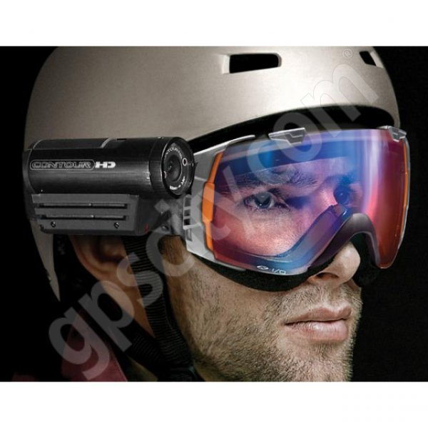 Contour ContourGPS Full HD Helmet Camera Additional Photo #6