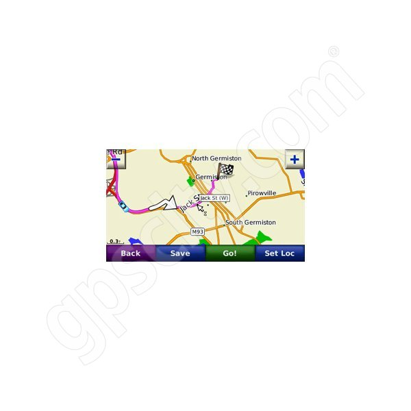 Garmin microSD City Navigator NT South Africa with Adapter Additional Photo #1