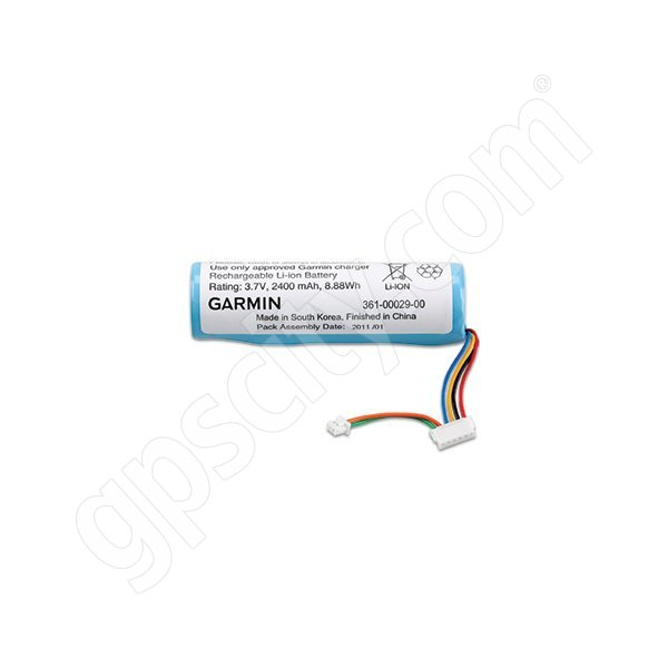 Garmin DC 30 Battery Replacement