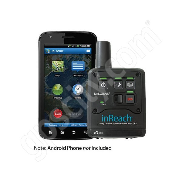 DeLorme inReach for Android Smartphones Additional Photo #1