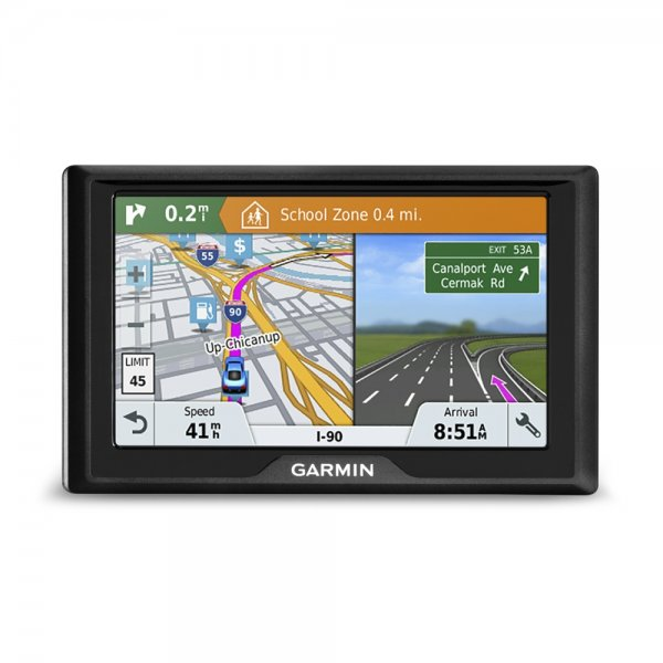 Garmin Drive 51 Lmt S With Us And Canada Maps