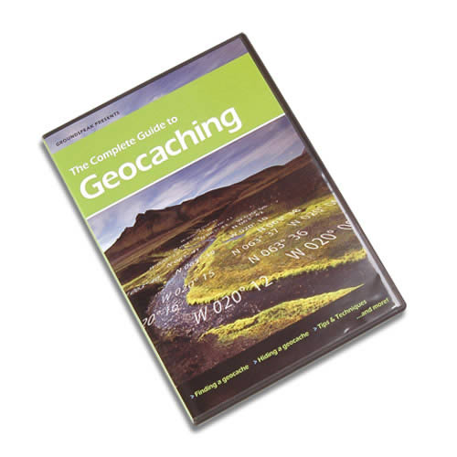 Geocaching Complete Guide DVD