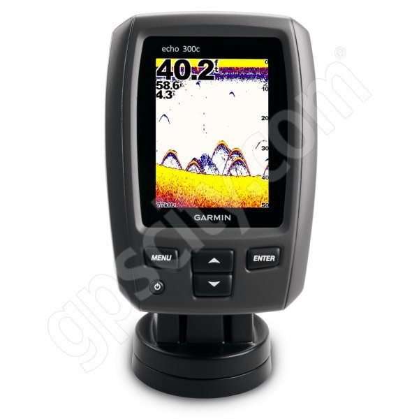 Garmin echo 300c Fishfinder Additional Photo #1