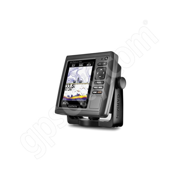 Garmin echoMAP 50s with Preloaded U.S. BlueChart g2 and Transducer Additional Photo #2