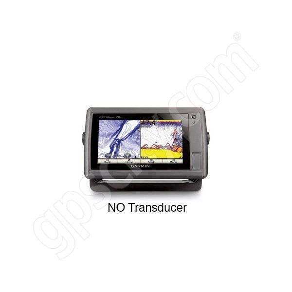 Garmin echoMAP 70s without Transducer