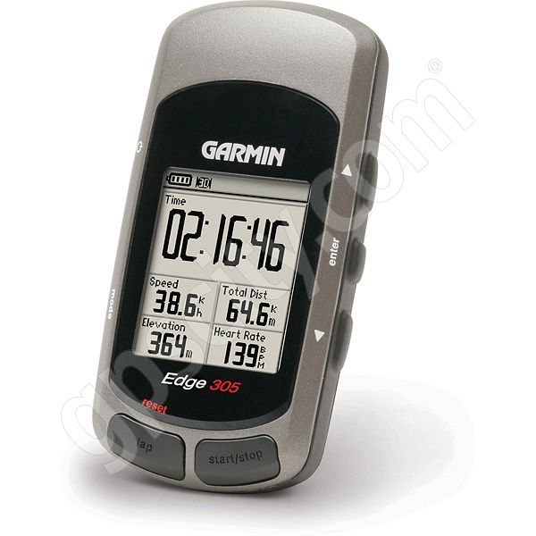 Garmin Edge 305HR GPS with Heart Rate Monitor Additional Photo #2