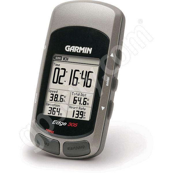 Garmin Edge 305CAD GPS with Cadence Sensor