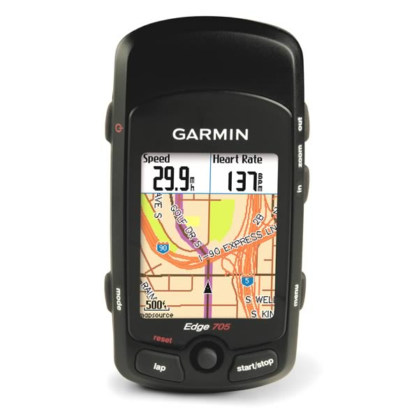 Garmin Edge 705 GPS with Heart Rate Monitor
