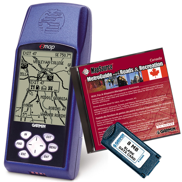 Garmin eMap Deluxe CD CAN
