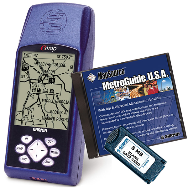 Garmin eMap Deluxe CD USA