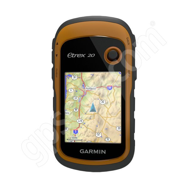 Garmin eTrex 20 Canada Bundle with TOPO Canada Additional Photo #3