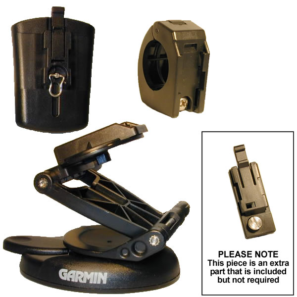 Garmin eTrex Auto Bike Mount