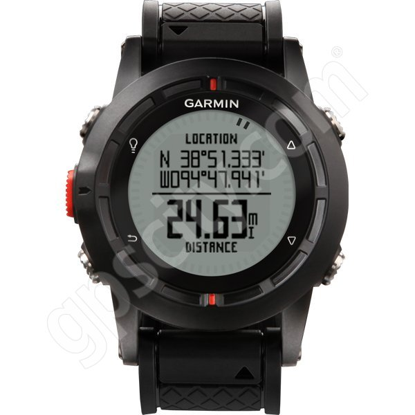 Garmin fenix with Heart Rate Monitor Bundle Additional Photo #1