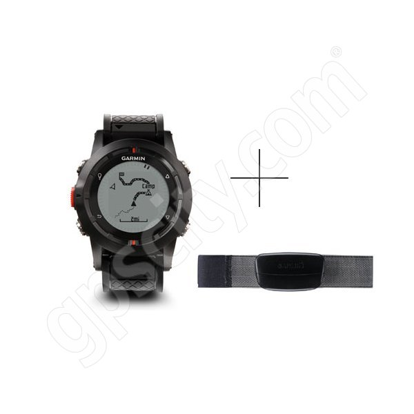 Garmin fenix with Heart Rate Monitor Bundle