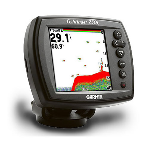 Garmin FF 250C Single Transducer