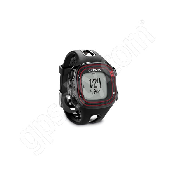 Garmin Forerunner 10 Black and Red Additional Photo #1