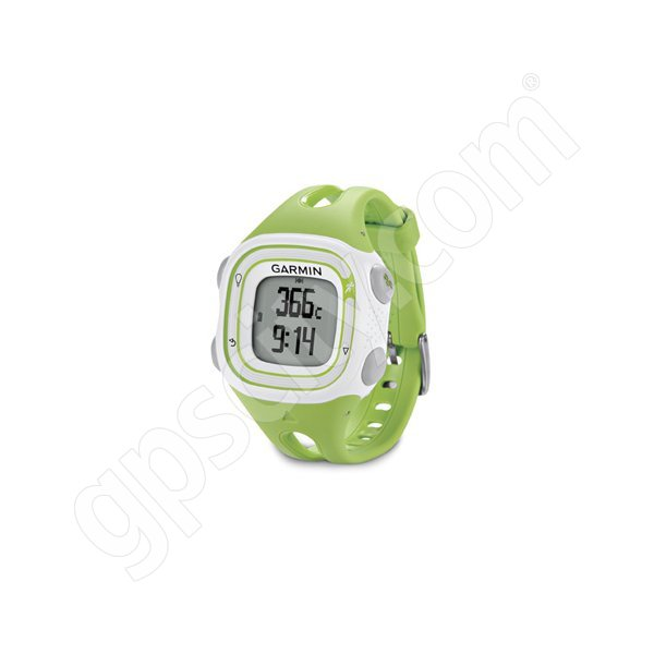 Garmin Forerunner 10 Green and White Additional Photo #2
