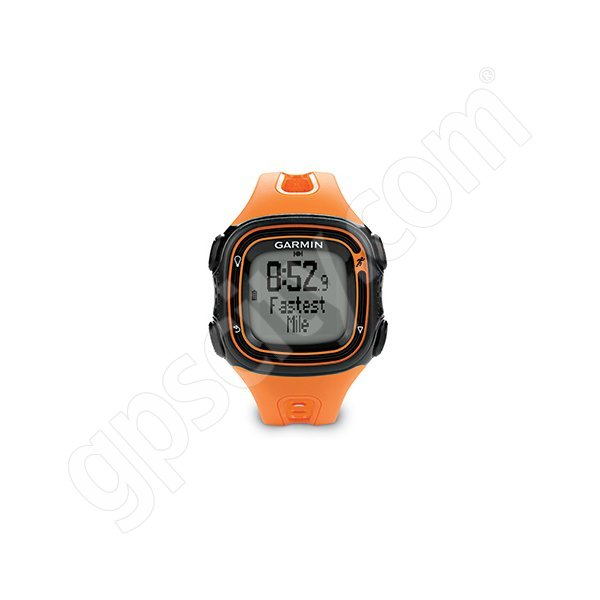 garmin forerunner 10 orange and black. Black Bedroom Furniture Sets. Home Design Ideas