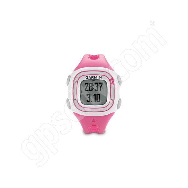 garmin forerunner 10 pink and white. Black Bedroom Furniture Sets. Home Design Ideas