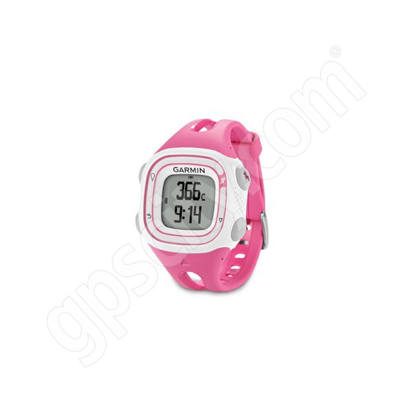 Garmin Forerunner 10 Pink and White Additional Photo #1