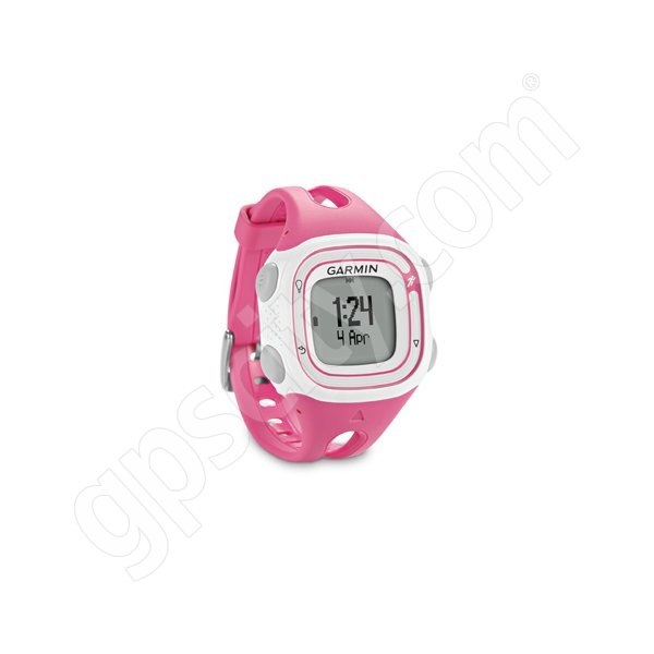 Garmin Forerunner 10 Pink and White Additional Photo #2