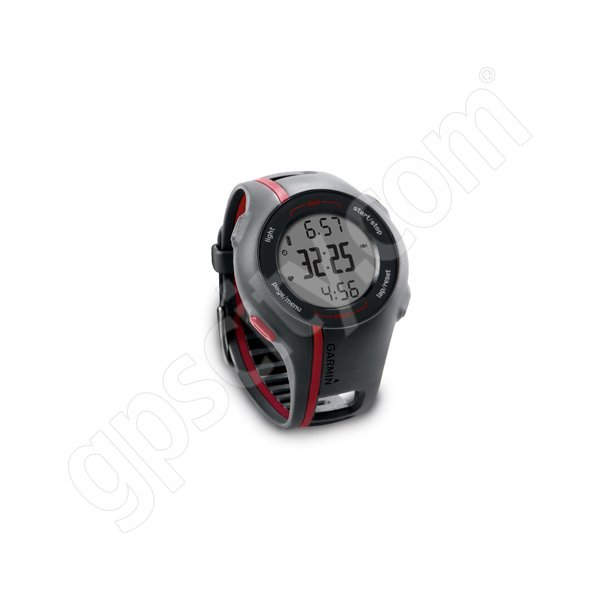 Garmin Red Forerunner 110 With HRM for Men