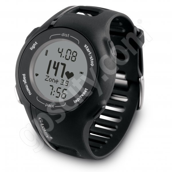 Garmin Forerunner 210 Club Bundle with Heart Rate Monitor and Foot Pod Additional Photo #5