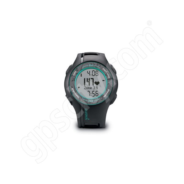 Garmin Forerunner 210 Teal with Heart Rate Monitor