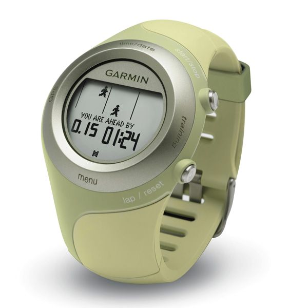 Garmin Forerunner 405 with HRM and USB ANT Stick GREEN