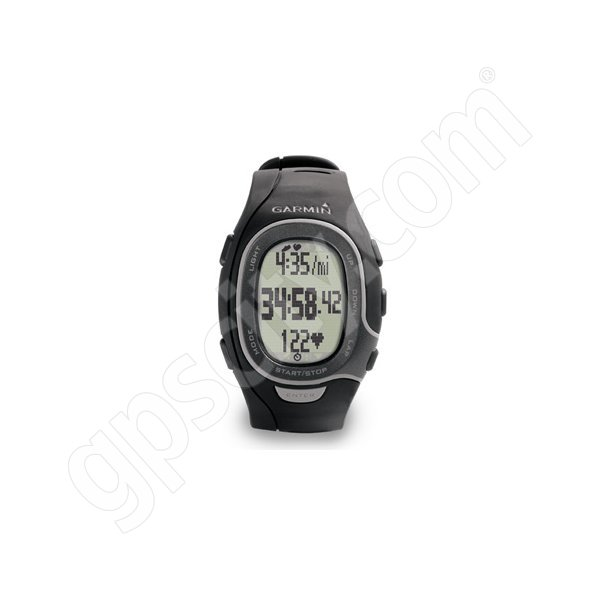 Garmin Black Forerunner 60 With HRM and Foot Pod for Women