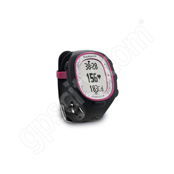 Garmin Pink Forerunner 70 with Heart Rate Monitor Additional Photo #1