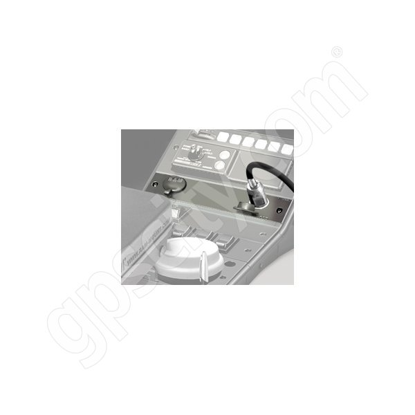 RAM Mount C01 RAM Double Female Cigarette Plate RAM-FP2-CIG2